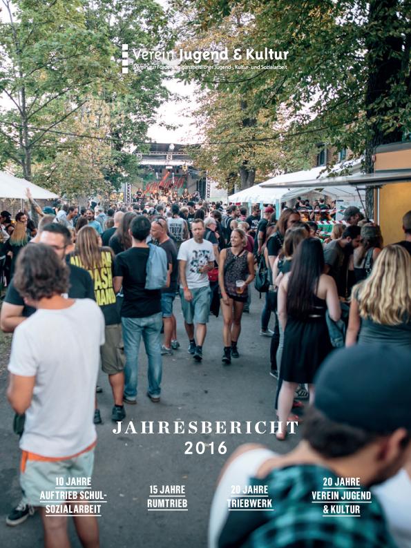 JUK_Jahresbericht 2016_ Titelbild